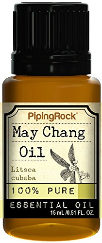 May Chang Essential Oil 1/2 oz (15 ml) 100% Pure -Therapeutic Grade