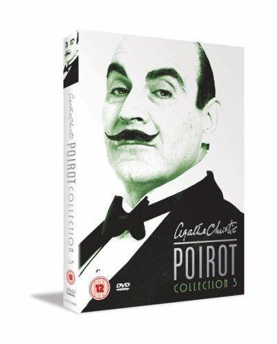 Agatha Christie's Poirot - Collection 3 [DVD]