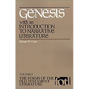 Amazon.com: Forms of Old Testament Literature: Genesis, with an ...