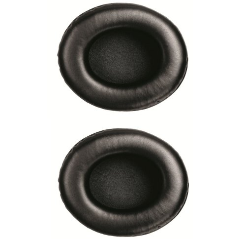 Genuine Replacement Ear Pads Cushions Hpaec840 For Shure Srh840 Fit Also Audio Technica Ath-M50, Fostex T50Rp And Upgrade Ear Pads For Shure Srh440 Headphones