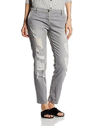 Trussardi Jeans Vaquero (Gris)