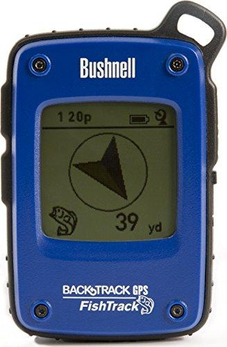 Bushnell BackTrack FishTrack GPS Blu