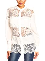 JUST SUCCES Blusa Alice (Blanco)