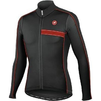 Buy Low Price Castelli 2012/13 Men's Privilegio Long Sleeve Cycling Jersey – A11510 (B006GVRBZE)