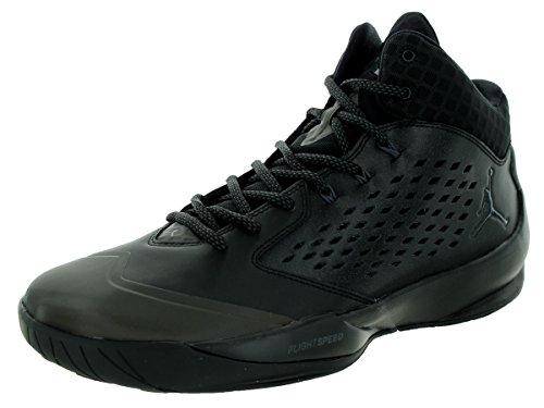 Jordan Men's Rising High Basketball synthetic-and-mesh