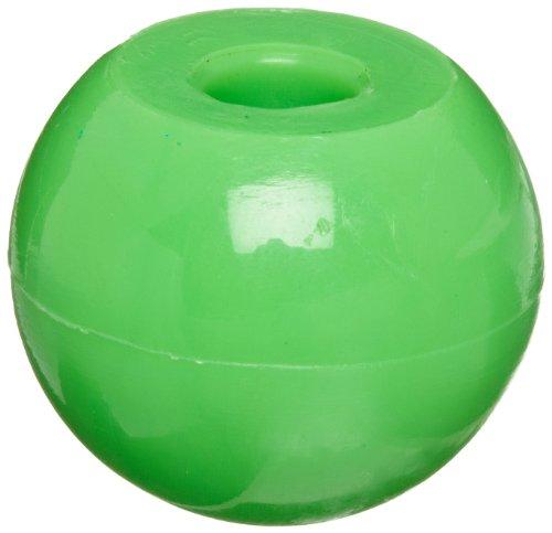 Molecular Models Light Green Plastic Fluorine Monovalent Atom Center, 17mm Diameter (Pack of 25)