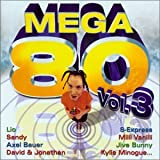 Coffret 4 CD : Mega 80 Vol. 3