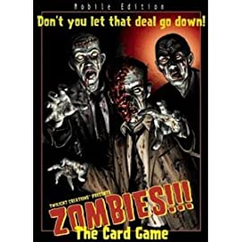 Zombies Card Game