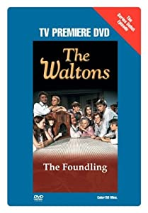 Waltons - The Foundling (TV Premiere DVD) by Warner Home Video
