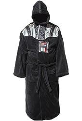 Star Wars Darth Vader Uniform Fleece Bathrobe