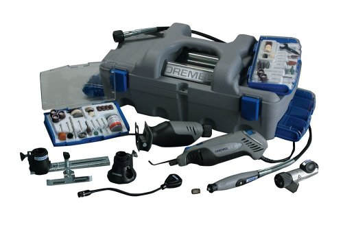 Buy Dremel 400-6/90 Variable Speed XPR Rotary Tool Kit With 90 Accessories