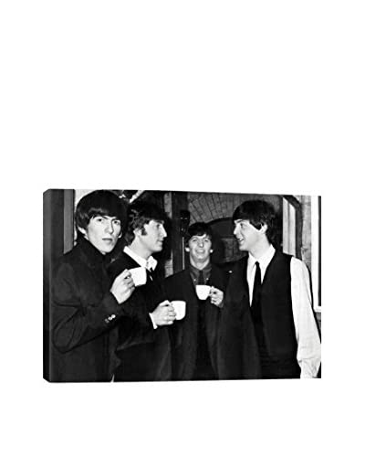 Retro Images The Beatles #5 Archive Gallery-Wrapped Canvas Print