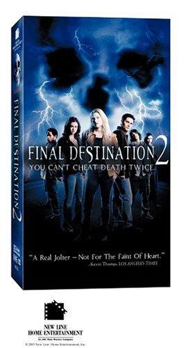 Final Destination 2 [VHS]