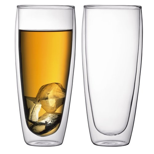 Bodum Pavina 22 Ounce Double Wall Thermo Iced Tea Glass