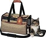 "Sherpa Legacy Ultimate Pet dog cat carrier crate for pets up to 16lbs 17"" x 11"" x 10.5"""