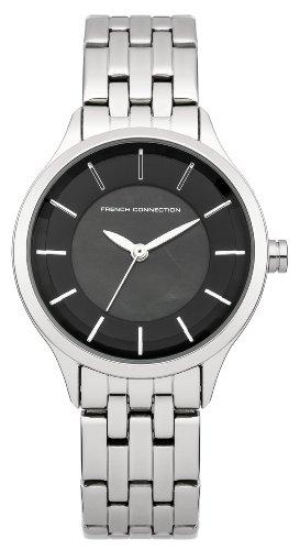 French Connection FC1179BM - Reloj para mujeres color plateado