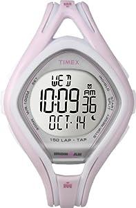 Timex Women's Ironman Sleek 150-Lap with TapScreen Technology T5K506AW