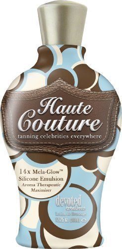 Devoted Creations Haute Couture 14X Mela-Glow Silicone Emulsion 360ml by Devoted Creations (English Manual)