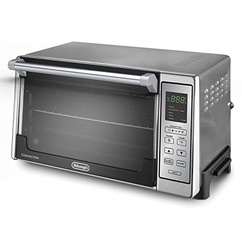 Delonghi Digital Convection Toaster Oven front-39509