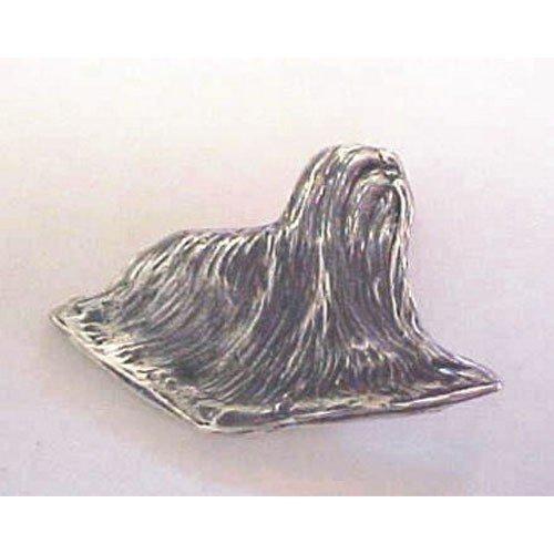 Lhasa Apso Breed Origin Pin