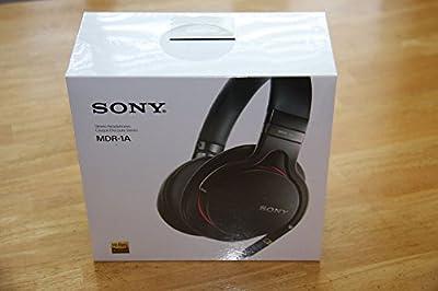 Sony Premium Hi-Res Stereo Headphones