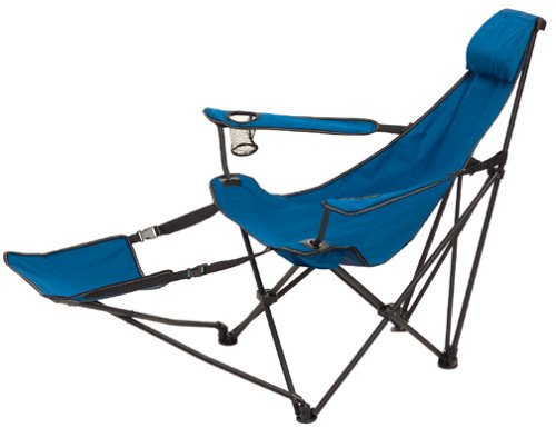 Buy Mac Sports Cannon Beach Deluxe Folding Chair with Footrest Best Prices