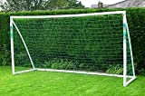 Samba Sports Football Goal Post - Samba Sports Football Garden 12' x 6' Fun Goal Net