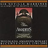 Amadeus: The Complete Original Soundtrack Recording ~ Wolfgang Amadeus Mozart