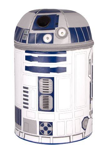 41CGRVq%2BuYL Thermos Novelty Lunch Kit, Star Wars R2D2 with Lights and Sound