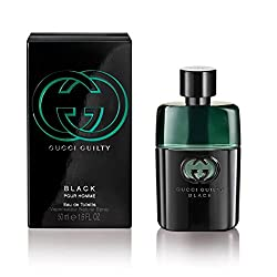 Gucci Guilty Black Pour Homme By Gucci Edt Spray 50.27 ml