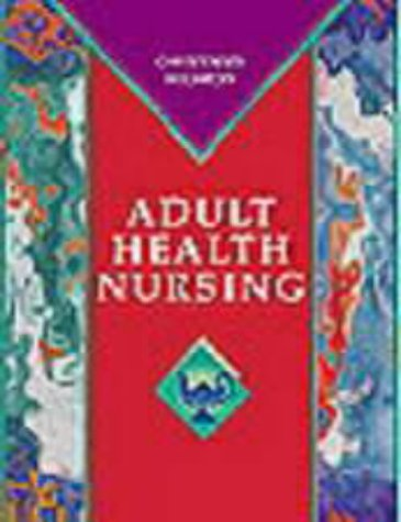 Adult Health Nursing, 3e