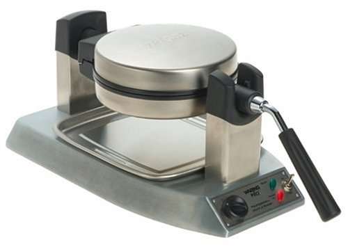 Waring WMK300 Belgian Waffle Maker, Brushed Stainless (Waring Waffle Maker Wmk200 compare prices)