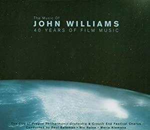John Williams - 40 Years Of Film Music by Primetime