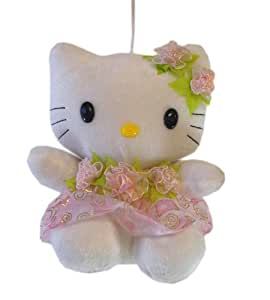 Hello Kitty Sanrio Tropical Plush Doll (Pink)