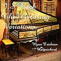 Bach:the Goldberg Variations