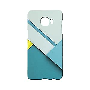 BLUEDIO Designer Printed Back case cover for Samsung Galaxy C7 - G5203