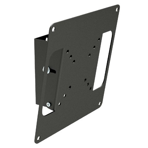 """Ez Mounts - Universal Low Profile Wall Mount Fits Most 10-32"""" Lcd Led, Plasma Tv'S Max Weight 44Lbs - Vesa Compliant 75 / 100 Mm Fits All Brands Including Samsung, Sharp, Sony, Tlc, Vizio, Apex"""