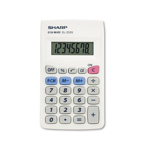 Handheld Calculator, Lcd, 8 Digit