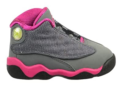 Amazon Jordan 13 Retro TD Baby Toddler Shoe Cool