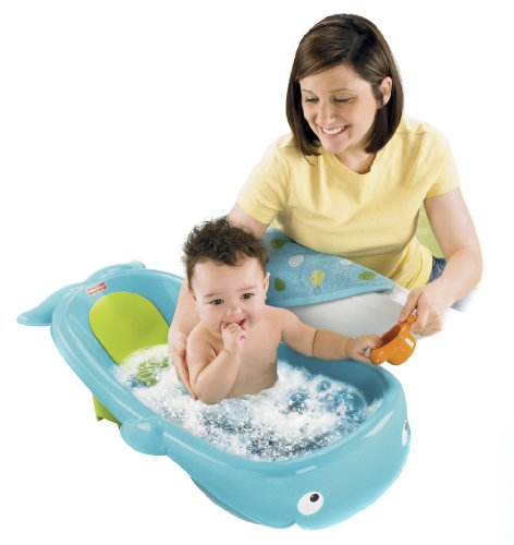 Fisher-Price Precious Planet Ballena de una tina