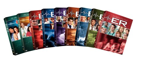 ER: The Complete Seasons 1-9 (Er Season 9 compare prices)