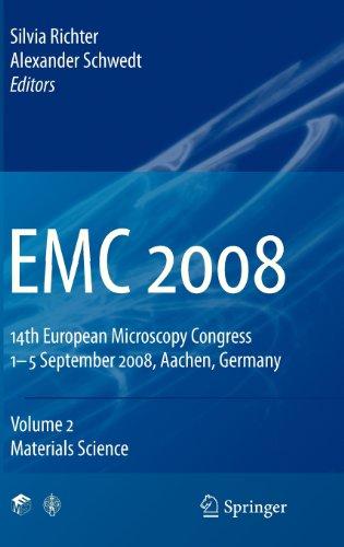 Emc 2008: Vol 2: Materials Science