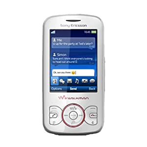 Sony Ericsson Spiro Pink Mobile Phone on Vodafone PAYG