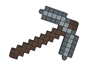 Thinkgeek Minecraft Pickaxe Touchscreen Stylus from ThinkGeek