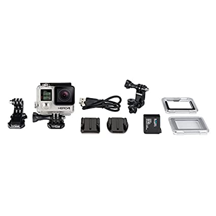 GoPro CHDMY-401 HERO4 Sports & Action Camera Image