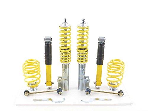 kit de suspension roscada AK Street ajustado para Opel Astra G (T98/NB/T98C/T98V) año/modelo: 03.98