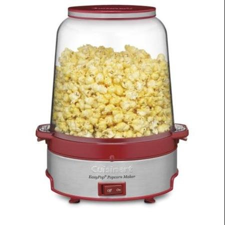 Cuisinart CPM-700 16-cup Popcorn Maker [red] Perp (Cuisinart Easy Pop Popcorn Maker compare prices)