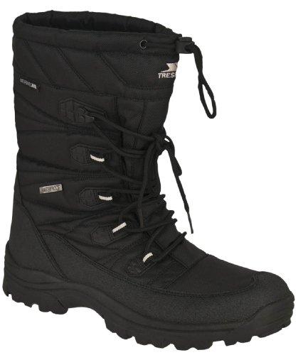 Trespass Men's Yetti Black Snow Boot MAFOBOE20008 10 UK