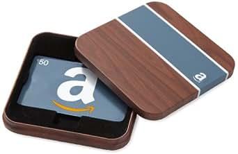Carte cadeau Amazon.fr - 50 - Dans un coffret acier Amazon