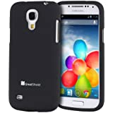 GreatShield iSlide Slim-Fit PolyCarbonate Hard Case for Samsung Galaxy S4 mini GT-I9190 (Black)